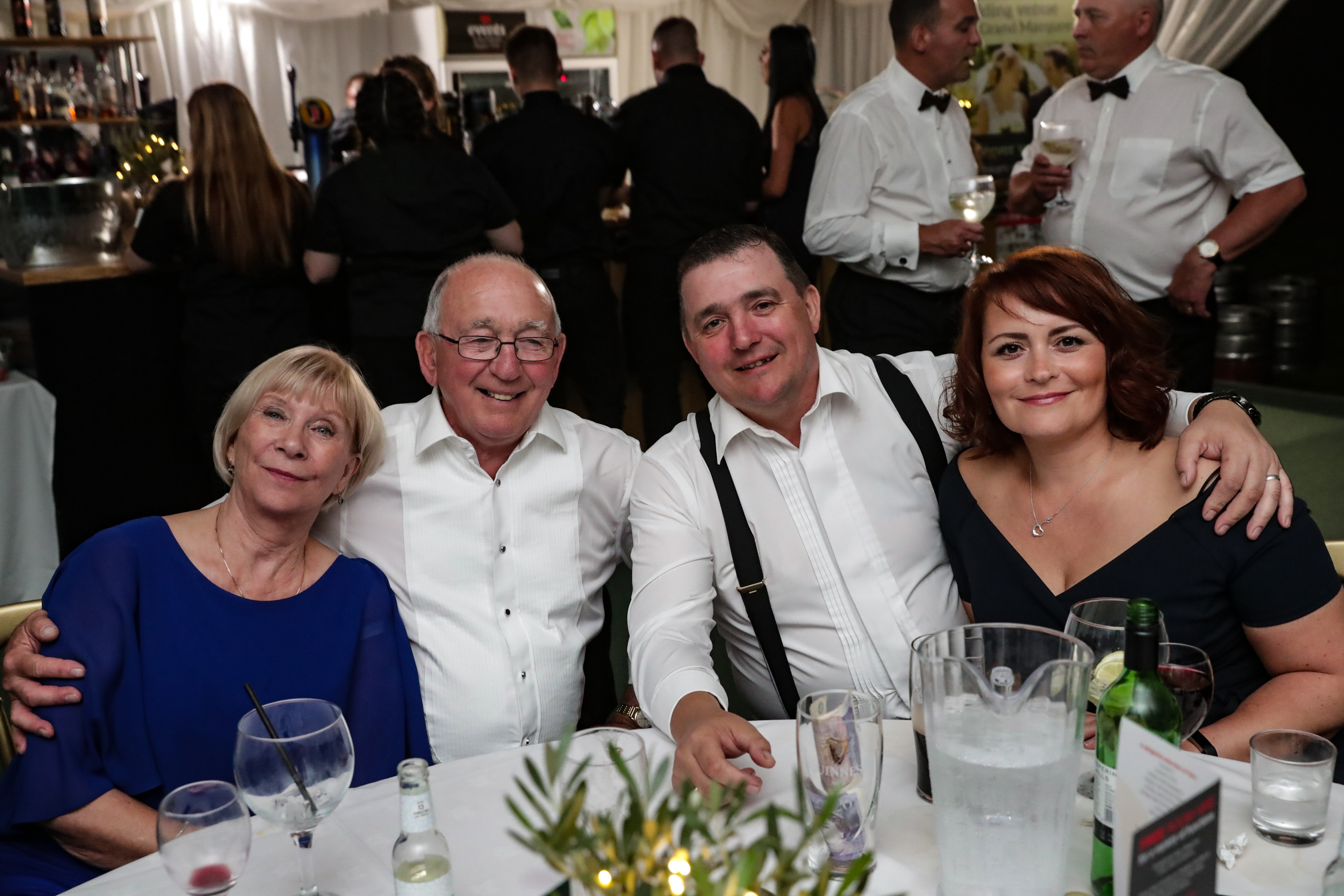 Burntwood Rugby Club Summer Ball 2019