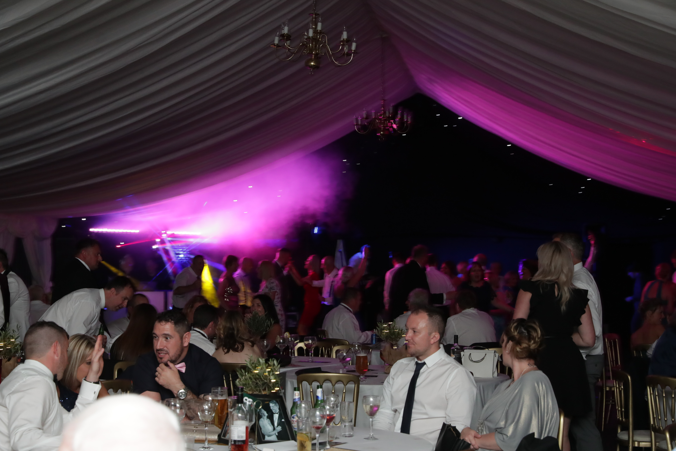 Burntwood Rugby Club's Summer Ball 2019